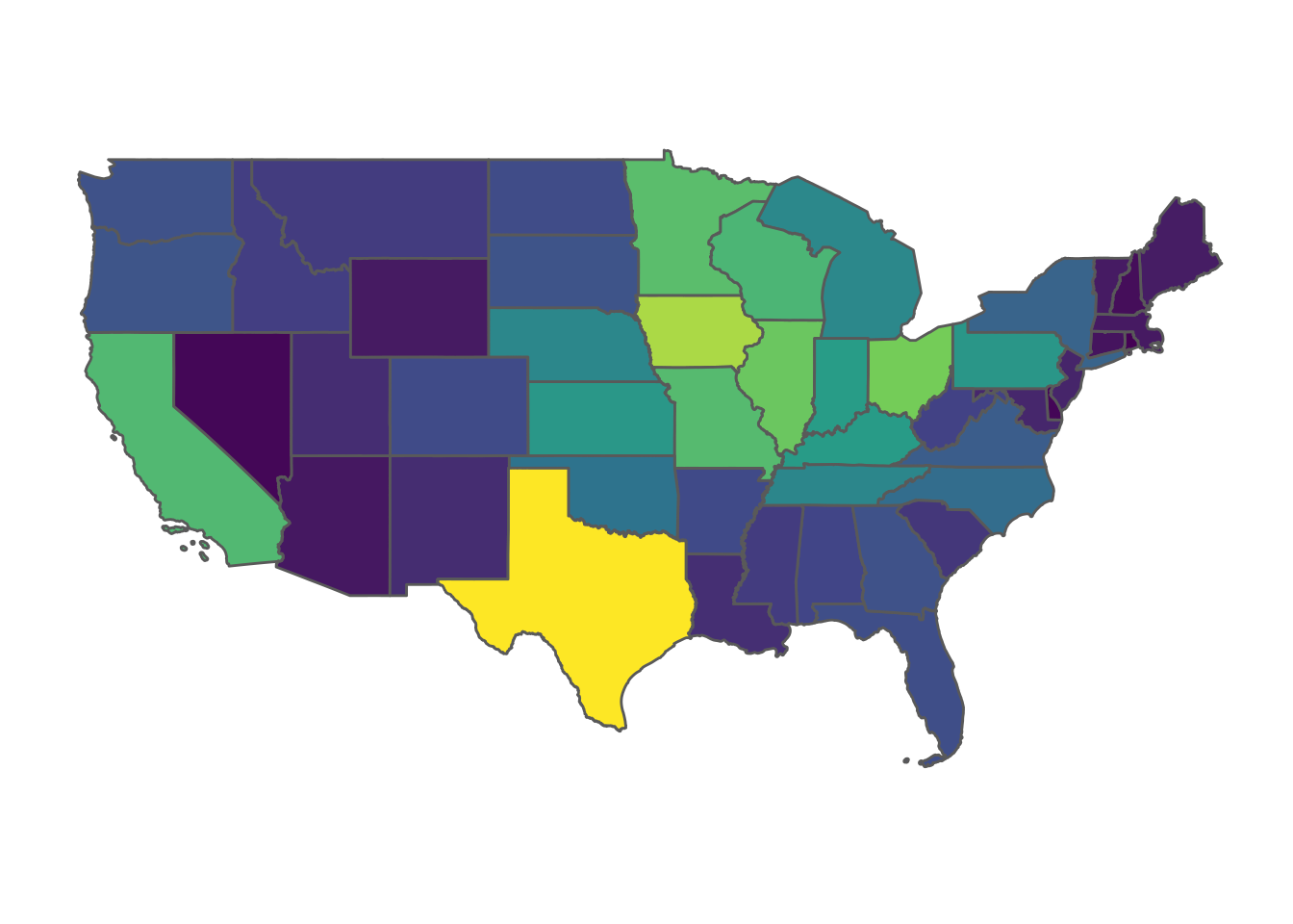 Announcing tidyUSDA: A Package for working with USDA Data